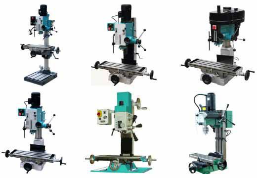انواع دستگاه CNC